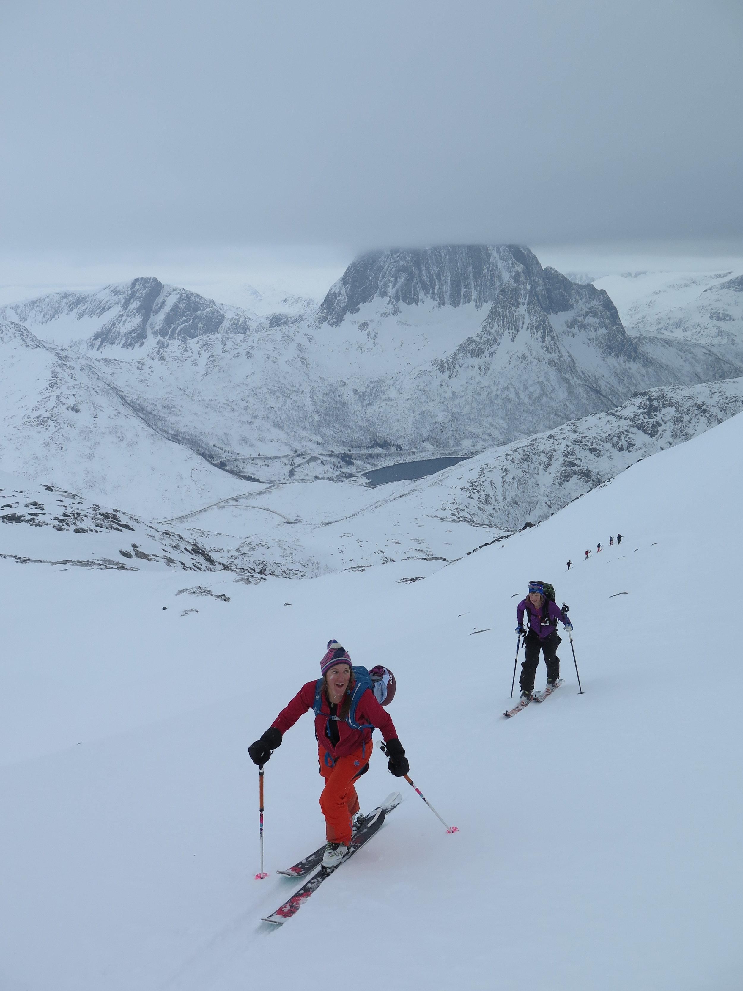 Senja Ski Touring