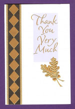 dr davis thank you letter cover