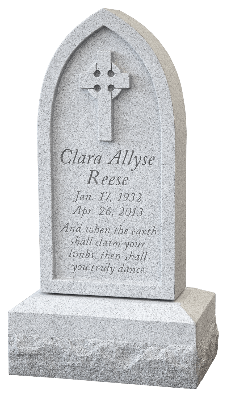 Reese headstone,Headstone in Magnolia Cemetery, Beaumont, TX