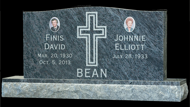 headstone, Votaw, TX