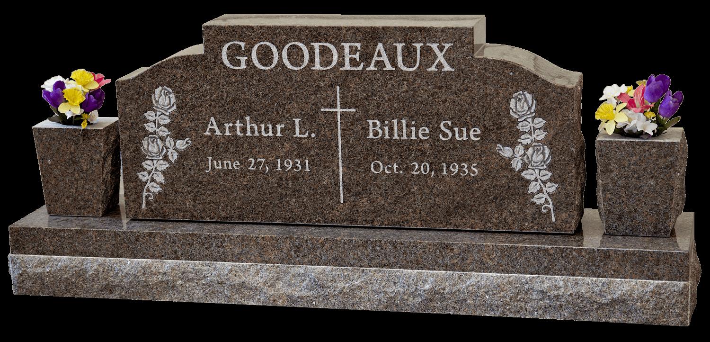 Headstone, Rosedale Cemetery, Sour Lake, TX