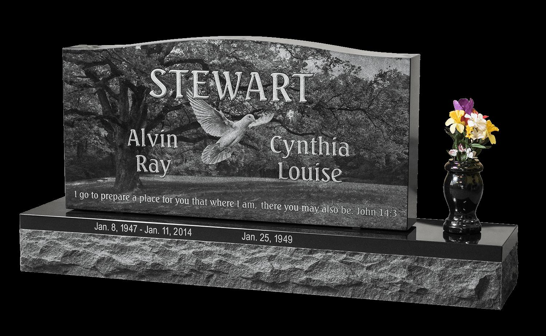 headstone, Fairview Cemetery, Winnie TX