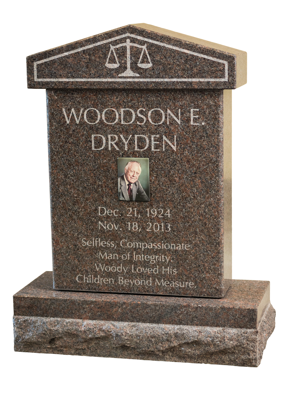 Dryden Headstone Greenlawn cemetery groves TX