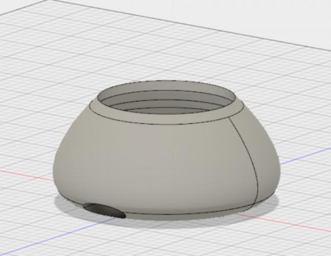 3D Model for the base