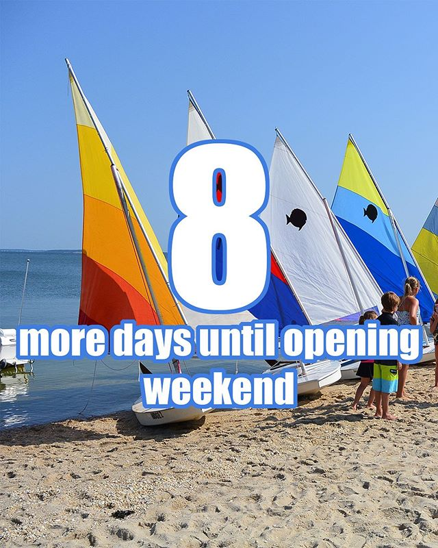 We are sailing faster everyday to summer! #countdowntosummer