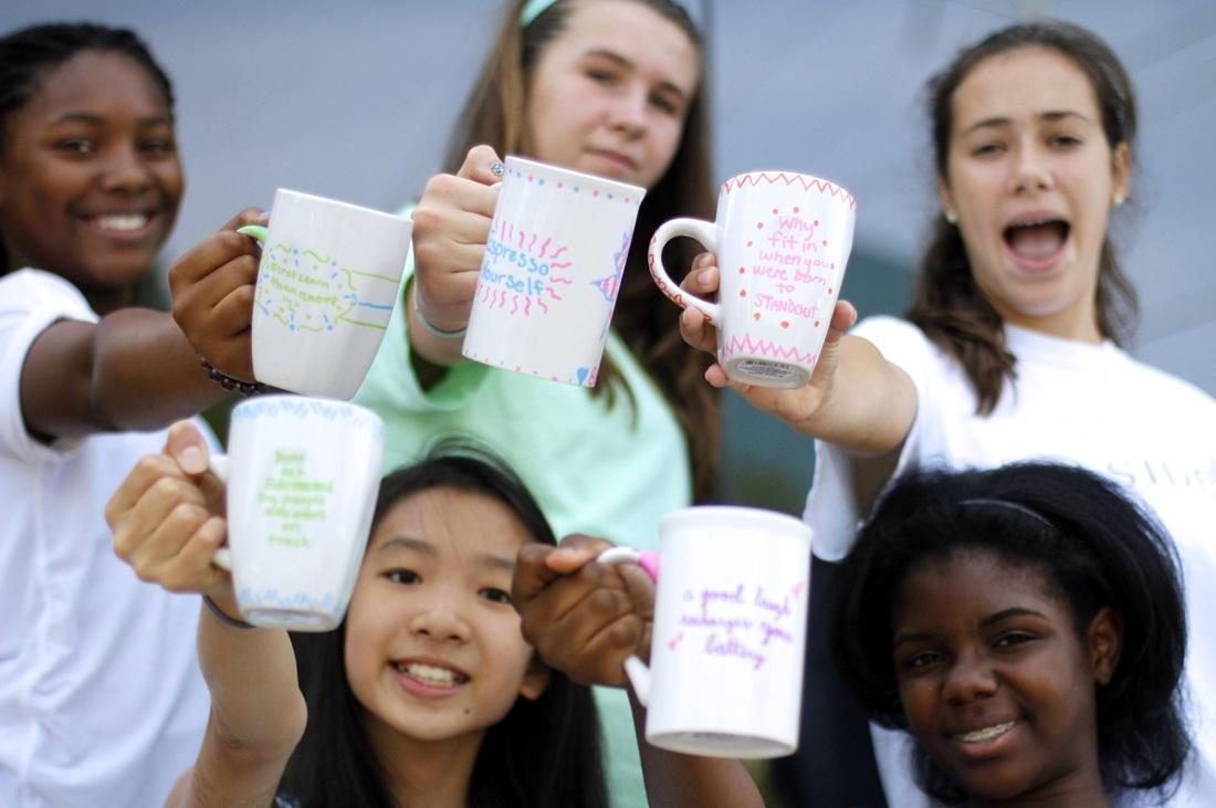 Mugspiration - selling customized and inspirational coffee mugs