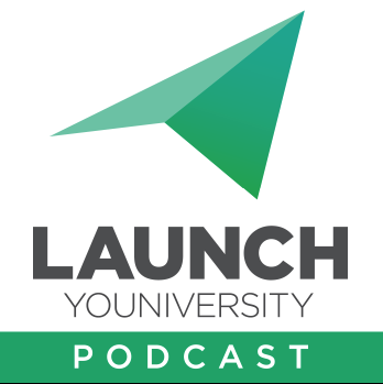 Monica Lage on the Launch Youniversity Podcast