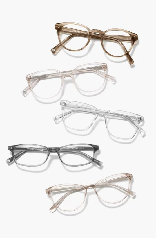 FOR A FEE We will provide a Pupillary Distance to order your glasses. When they arrive we will verify the prescription was filled properly. Then adjust the frames for a custom fit. -