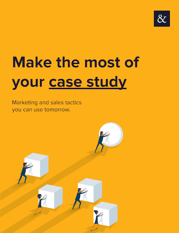 Case study Ebook — Pure & Applied Group