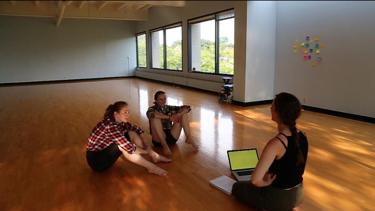 Summer Series 2017 Rehearsal