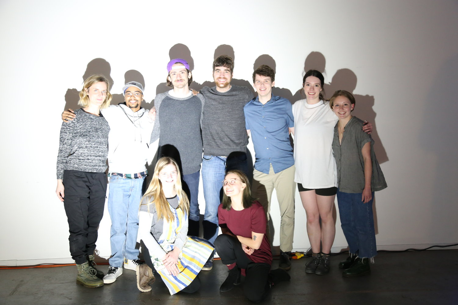 Movement New Media Installation Class, Fall 2018