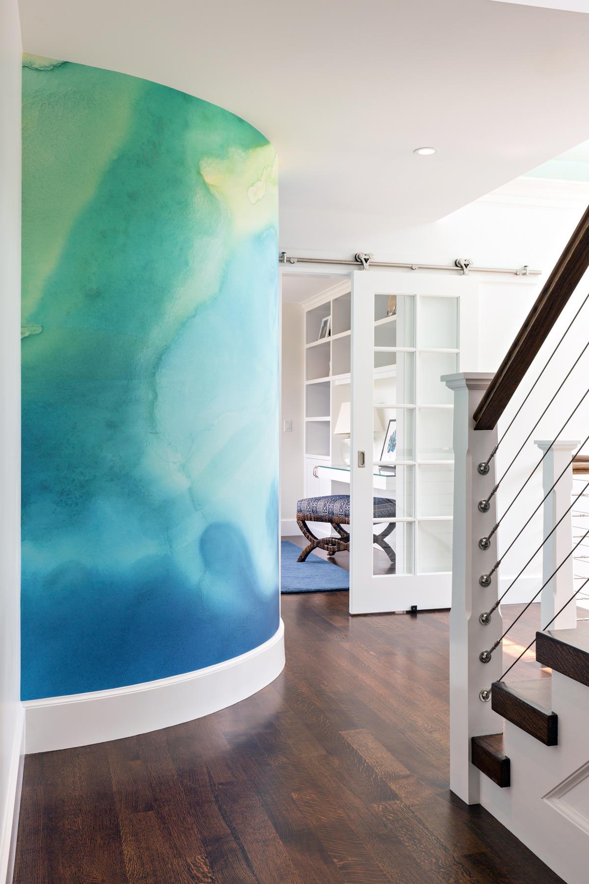 BLUE ANGELENO Designer: Maven Design