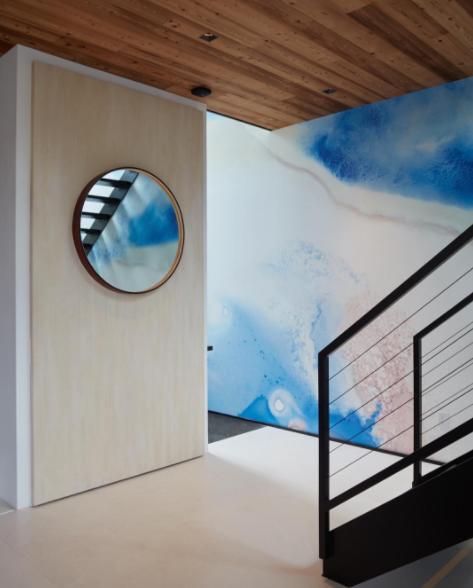 LAPIS WAVE Designer: Jamie Bush