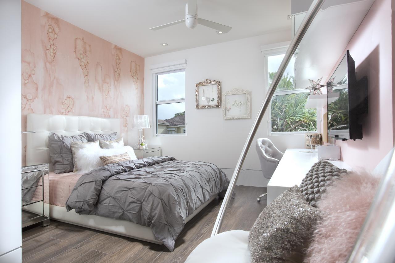 CUFFHOME UNFINISHED IN ROSE Designer: Dkor Interiors