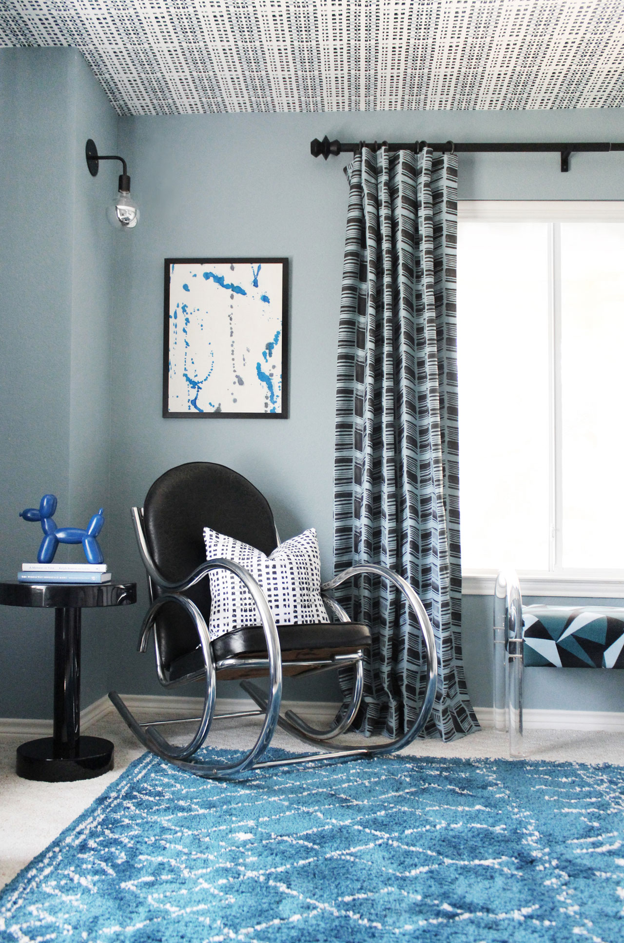 STONE TEXTILE BASKETWEAVE (CUSTOM COLOR) Designer: Stone Textile Studio