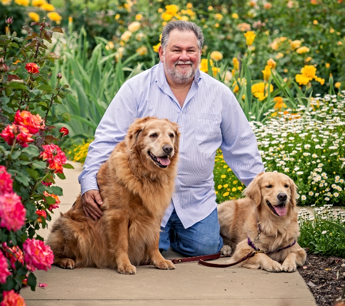 Dr. Aubrey Fine - Dr. Fine is a professor of psychology at California State Polytechnic University. He is a licensed psychologist who opened his practice in Southern California in 1987. Learn more about Dr. Fine's work with therapy animals at aubreyhfine.com.