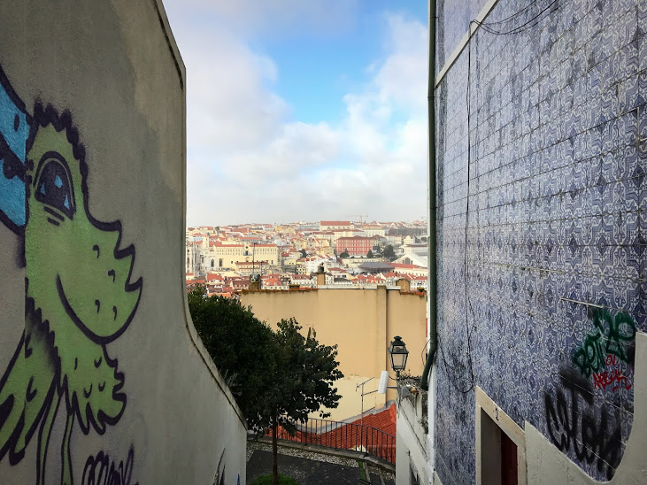 To me, this captures the variety, vibe and energy of Lisbon that I love so much all in one.
