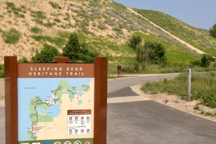 Sleeping Bear Heritage Trail Master Plan