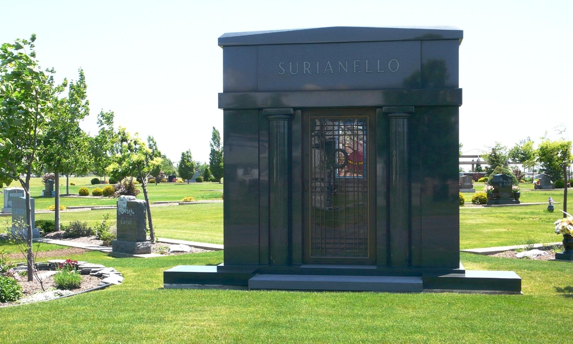 Mausolea- The hallmark of eternal love.