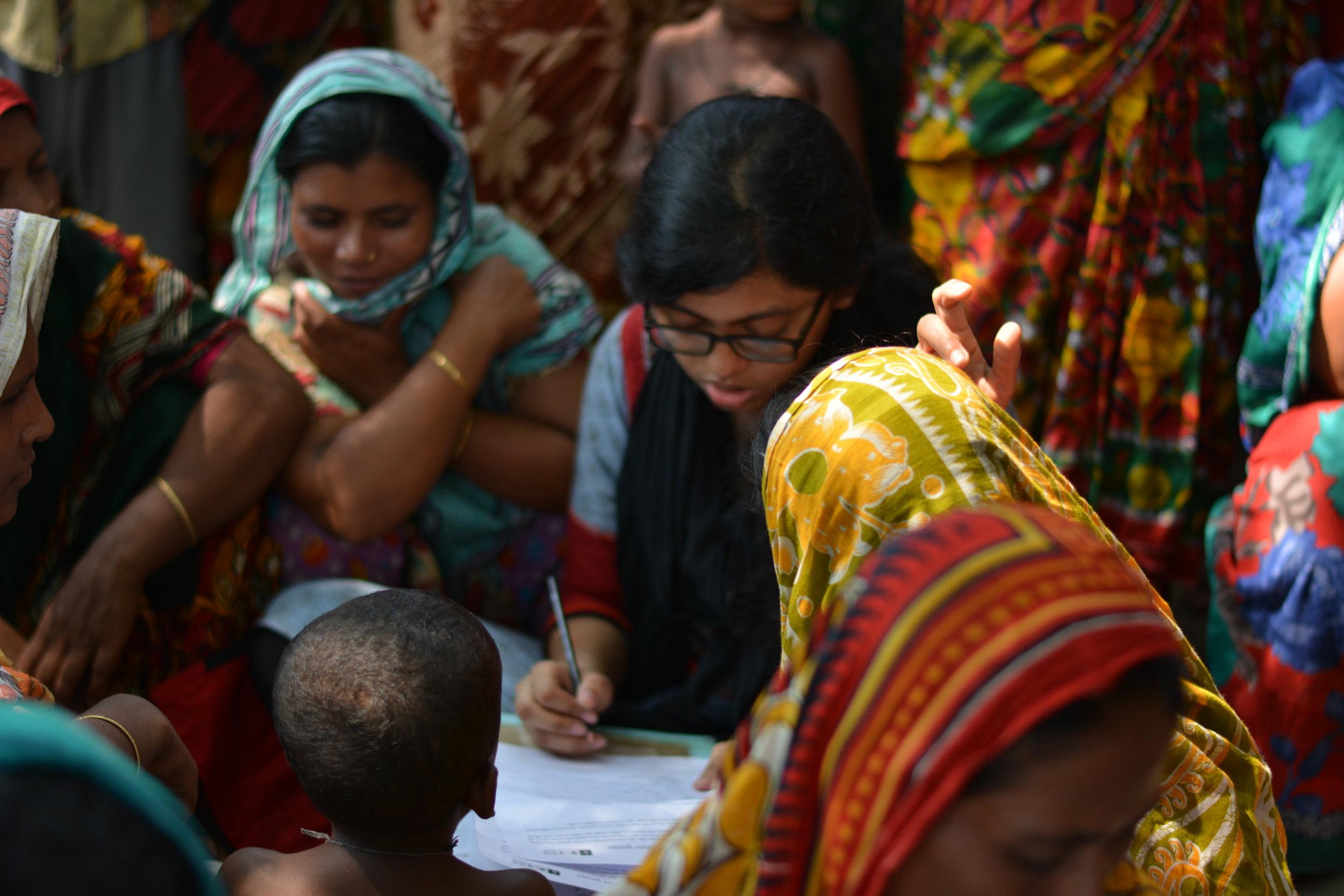 Field Study of Social Businesses across Bangladesh