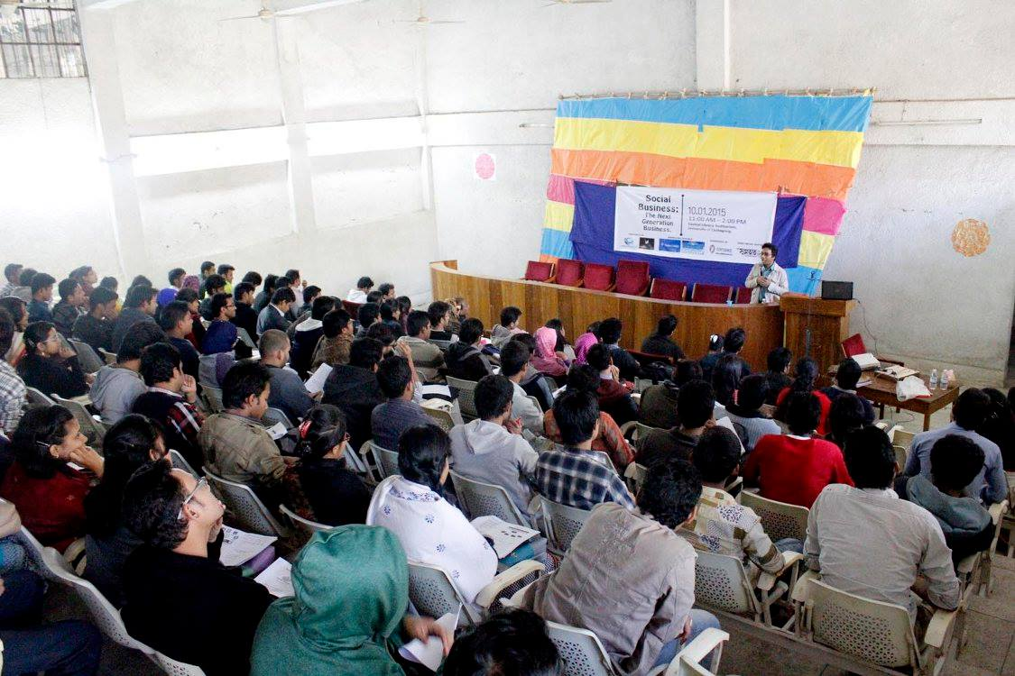 Consulting Workshop for Social Businesses in Chittagong
