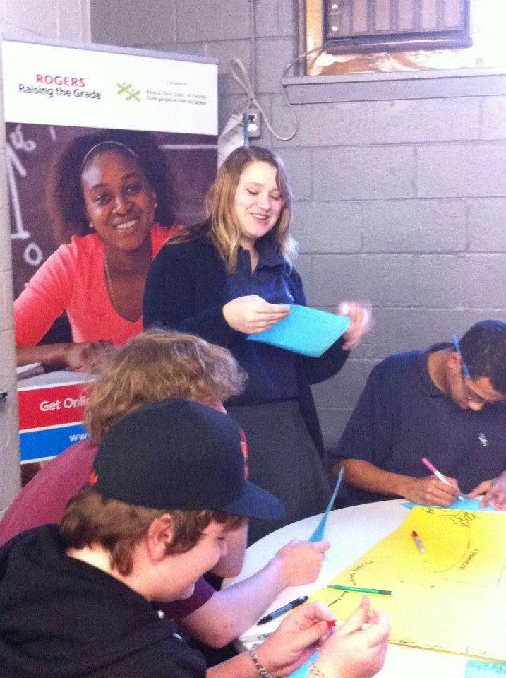 LIFE - a tutoring and mentorship company addressing high school attrition in Montreal