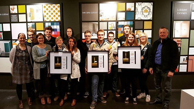 Proficiat aan Jeugdhuis Rafiki, Dizenja, Scouts & Gidsen Grimbergen en Jeugdhuis Bloem! Zij zijn de laureaten van de Colora Color Cup 2017 🖌 🎉