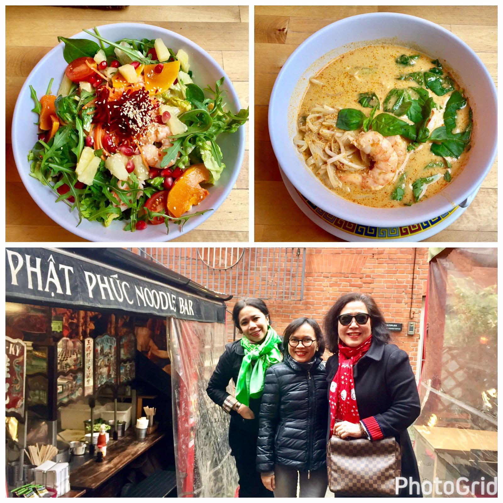 Vietnamese- Phat Phuk Noodle Bar, Chelsea, London
