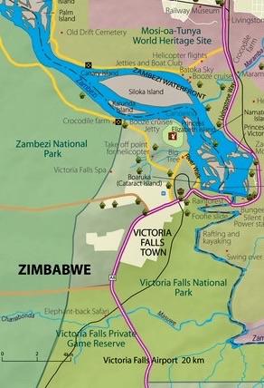 Zimbabwe Zambia Globe Hopping With Irma