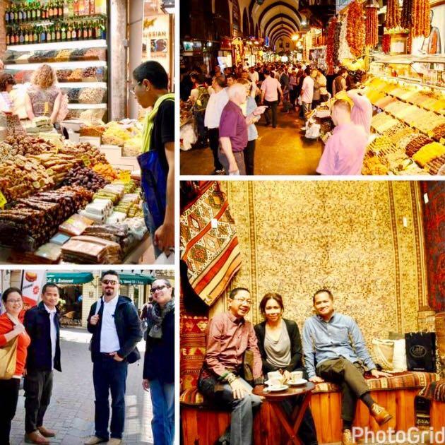 Grand Bazaar- Istanbul