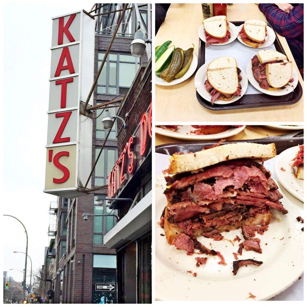 Katz's - Manhattan, New York
