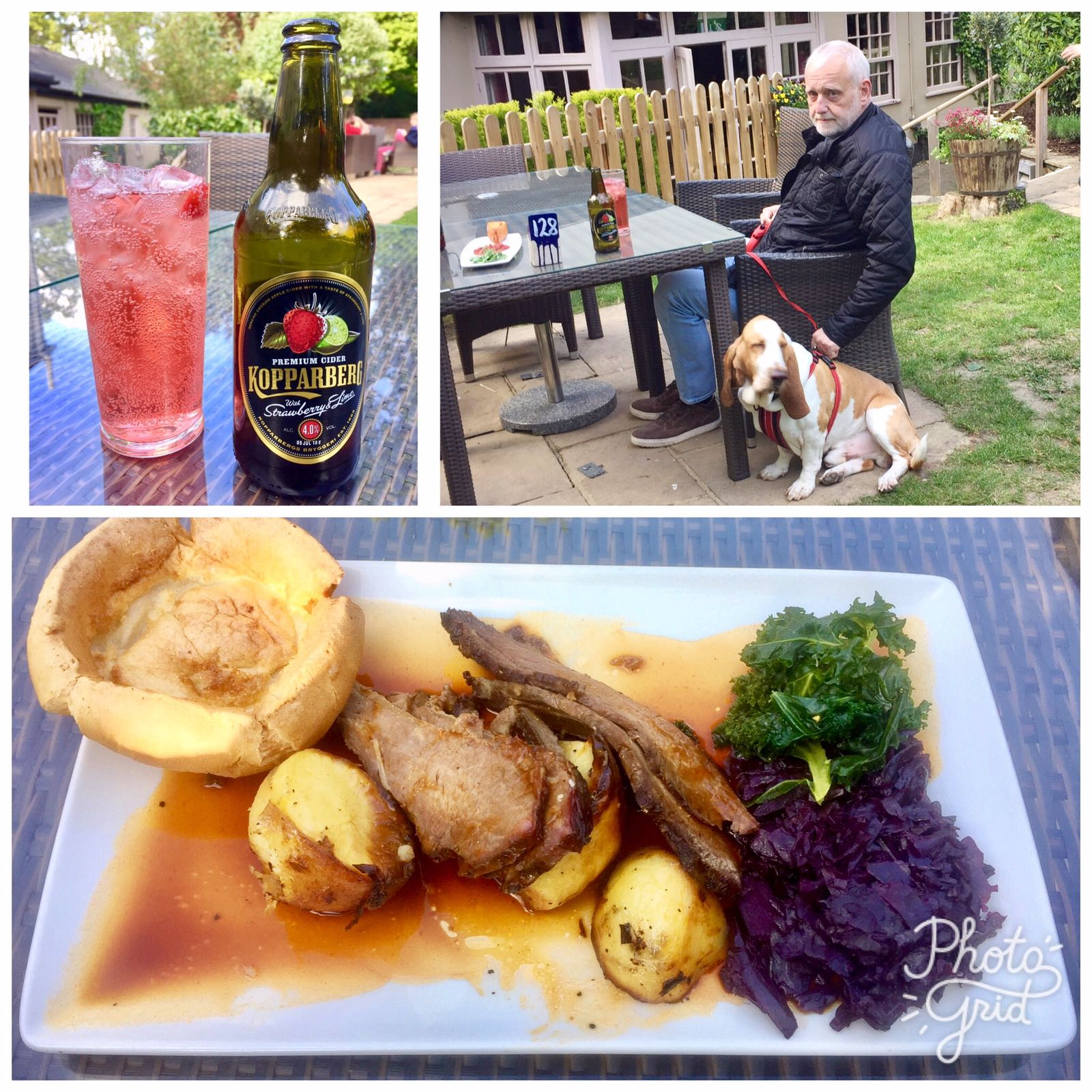 Sunday Roast- Cowper's Arms, Letty Green, Hertford