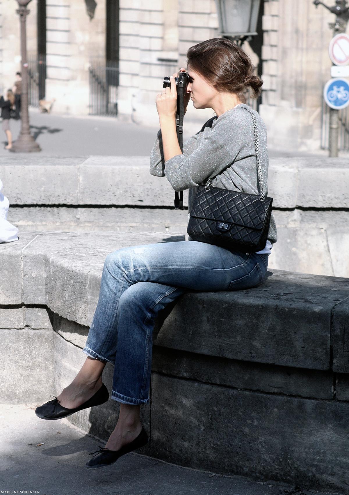 Streetstyle, Prêt-à-porter   Paris