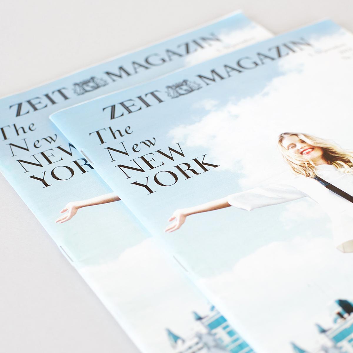"""""""Der beste Tipp für New York?""""""""Geben Sie Trinkgeld, als wären Sie Sinatra."""" - DOSSIERSchriftstellerin Leanne Shapton und zehn New Yorker über ihre Stadt,erschienen im ZEITmagazin"""