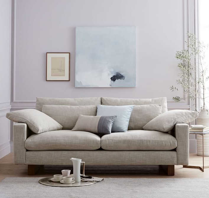 sofa lving room grey and white and black.png