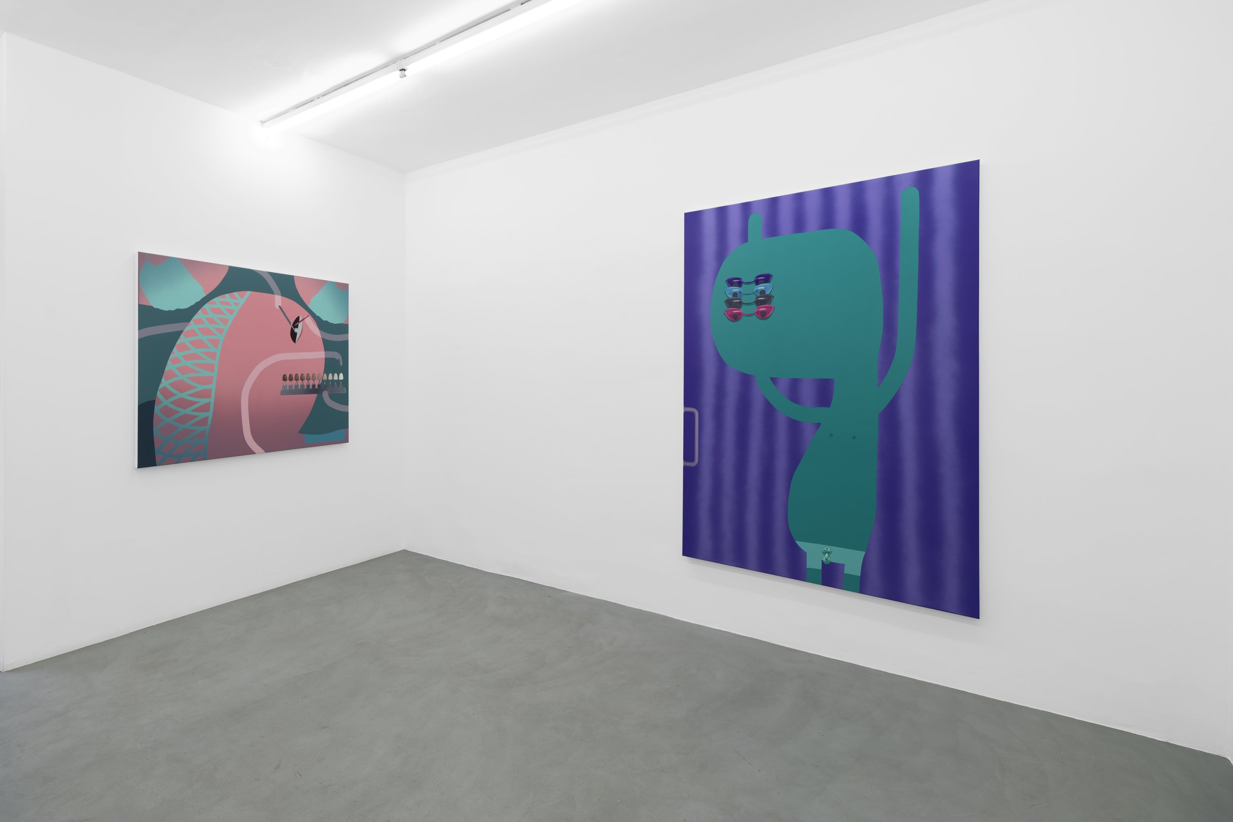 'Epiphanies' at Semiose Galerie, Paris.