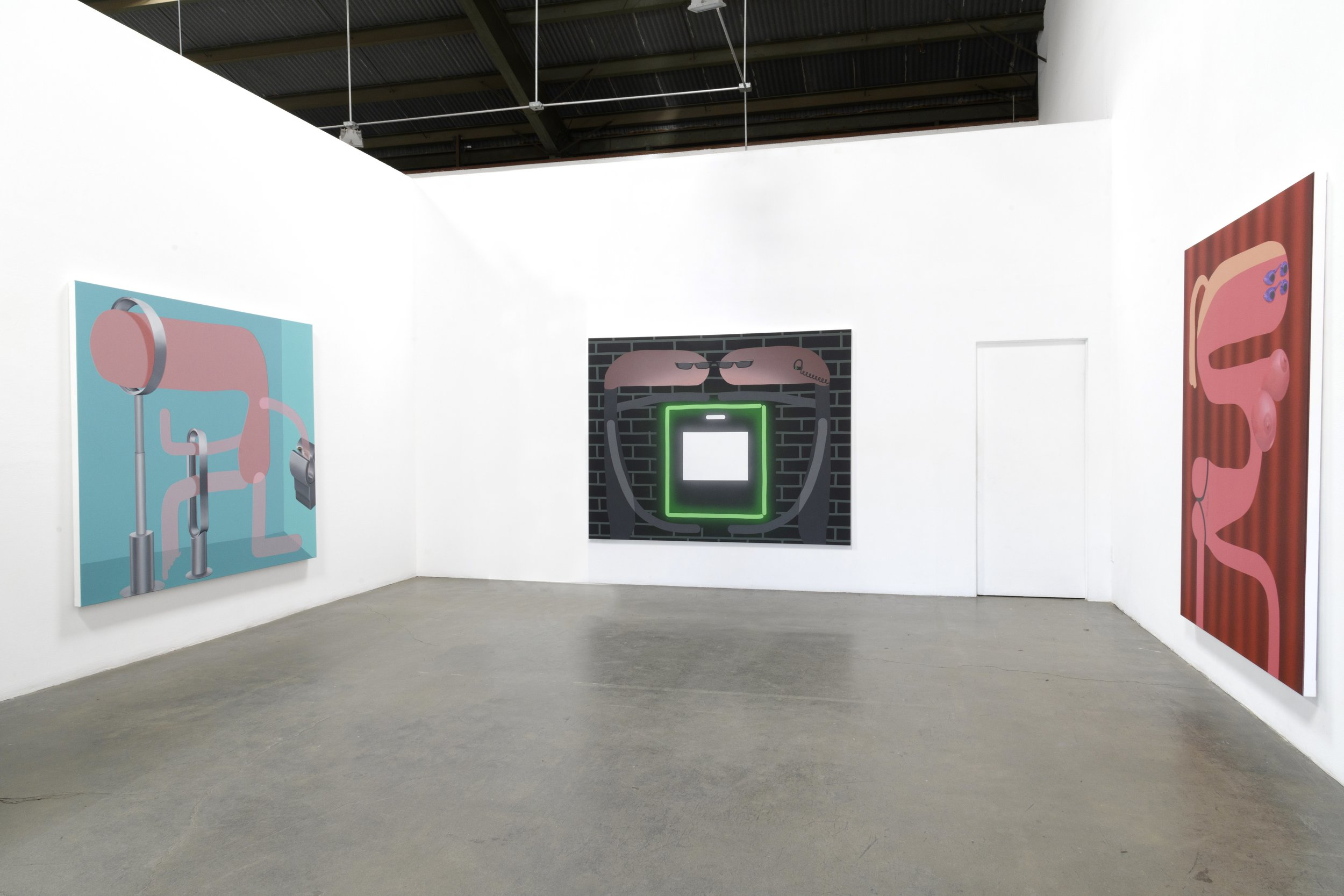 'Contactless' at Richard Heller Gallery, LA