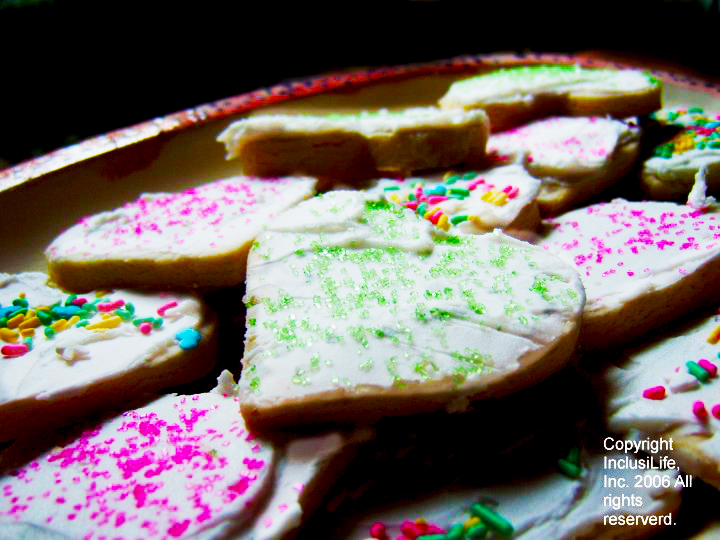 Homemade Cookies, Simple Joys, InclusiLife, Inc