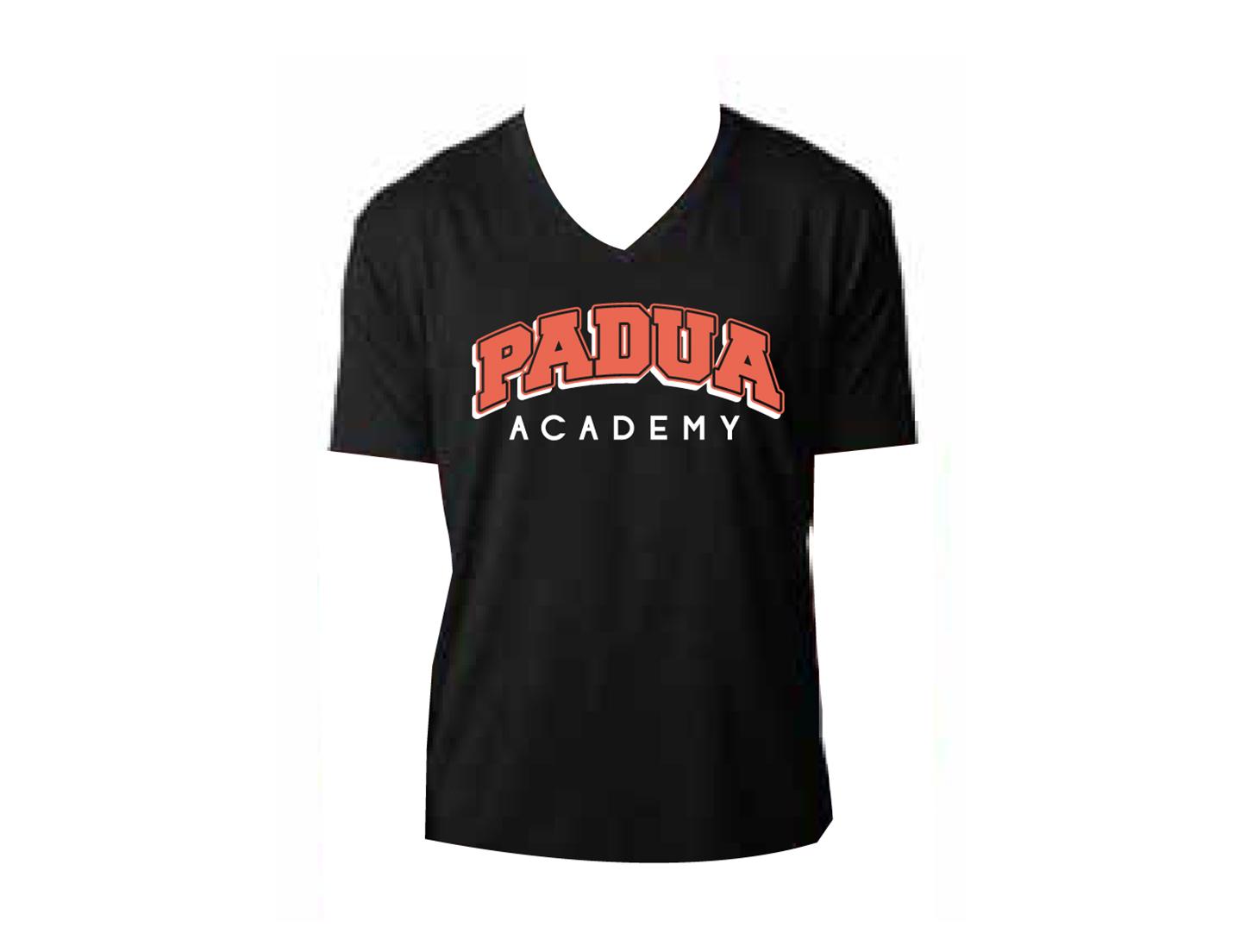 9 Padua-Fall-PA-Coral-Print-Black-v-Neck-Shirt-6240.jpg