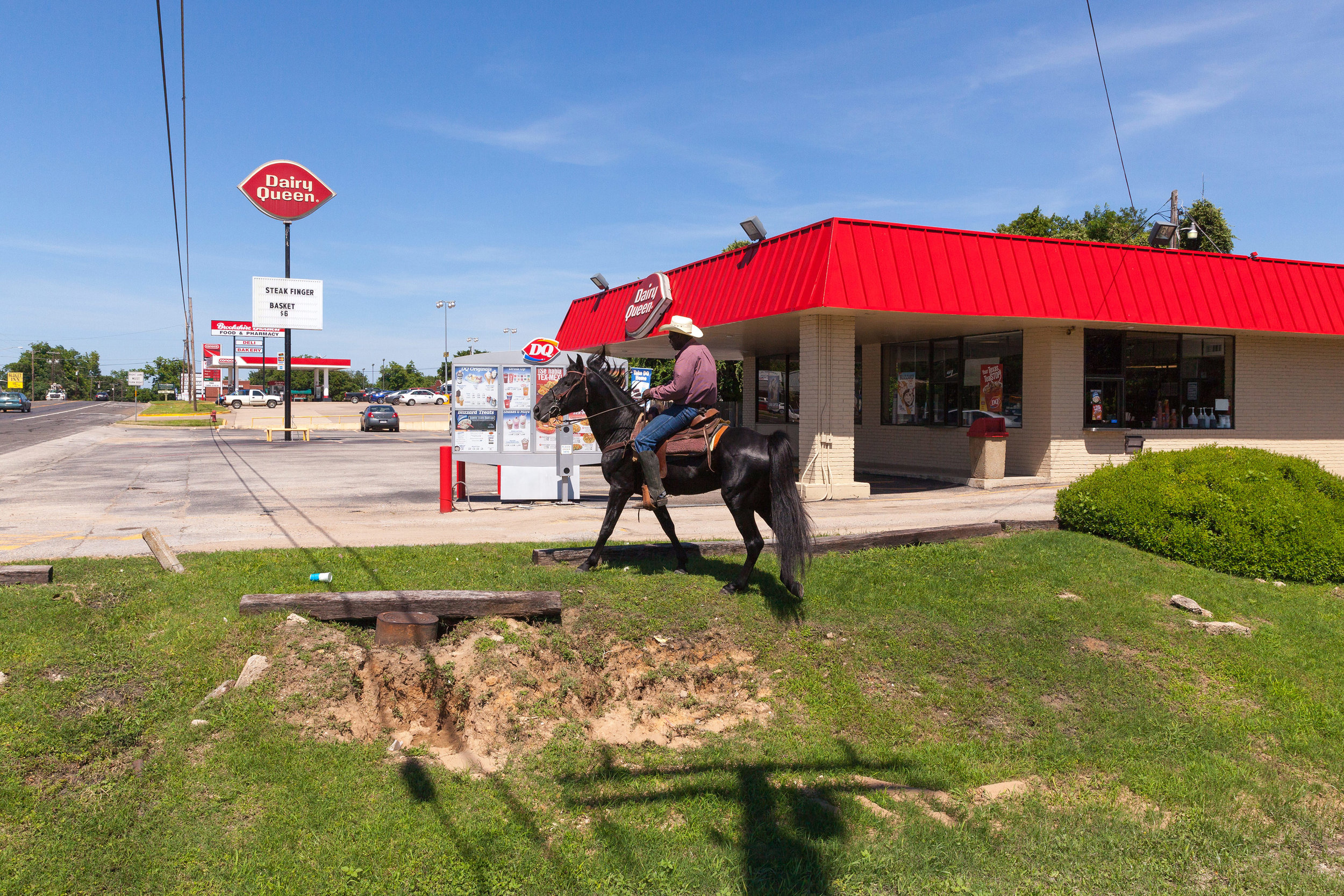 Cameron Avenue - Rockdale, Texas (2015)