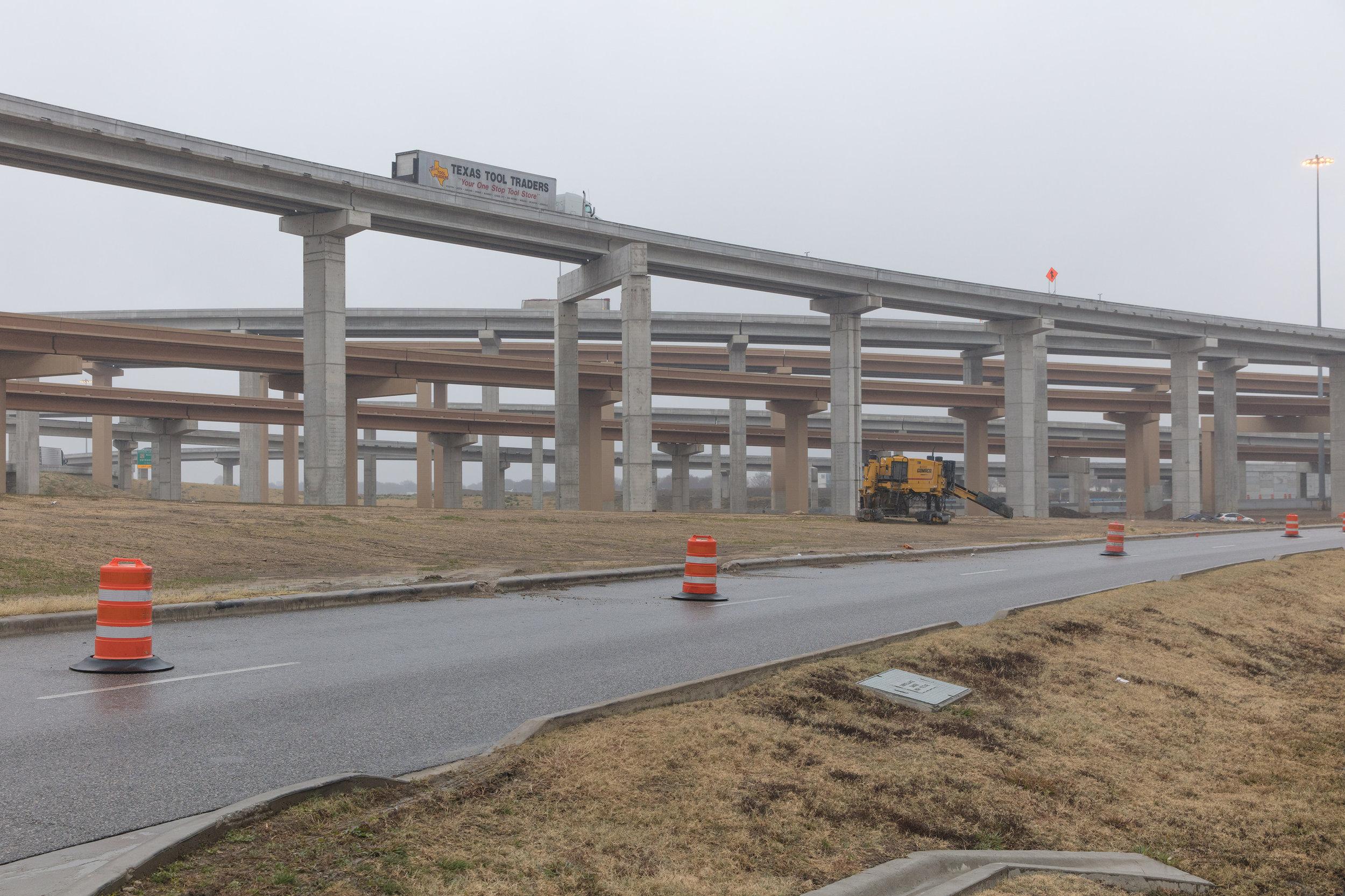 I-820 & I-35 - Fort Worth, Texas (2017)