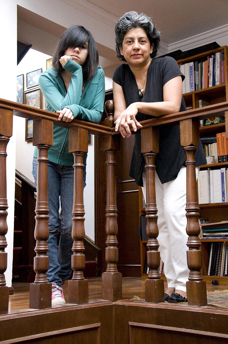 Luz y Daniela