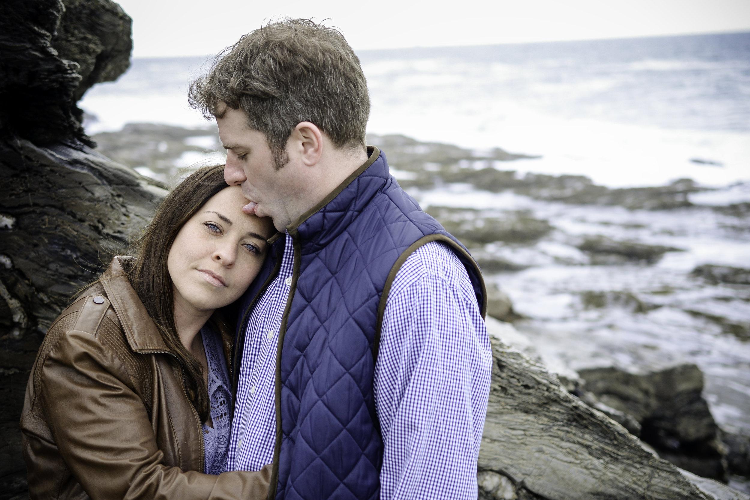 Maine Coastal Engagement Pictures