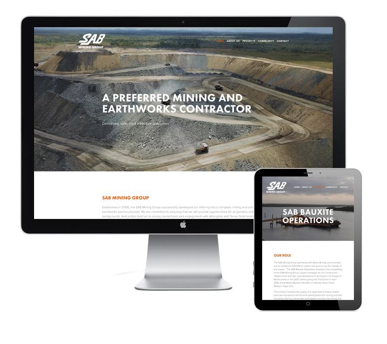 SAB Mining Group