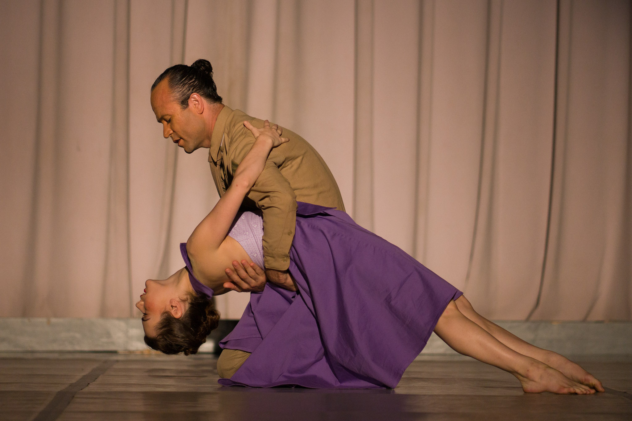 Melange Dance Company - Letters from WWII