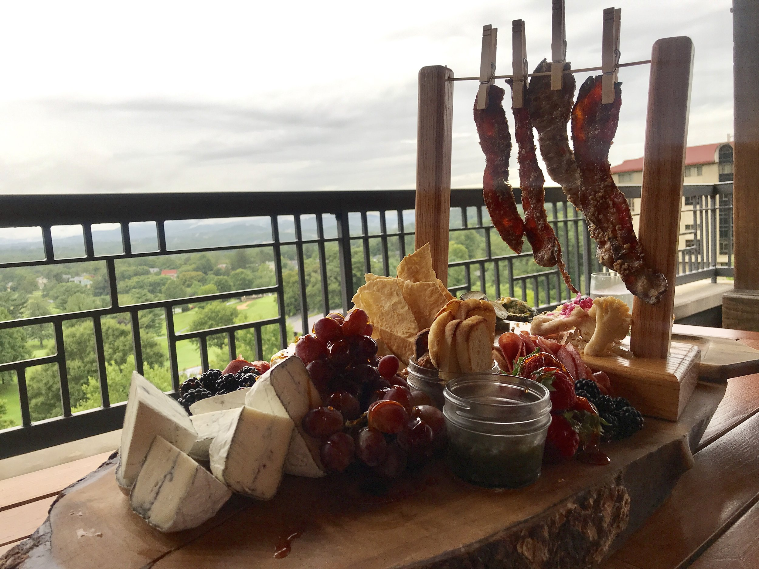 The charcuterie board of your dreams
