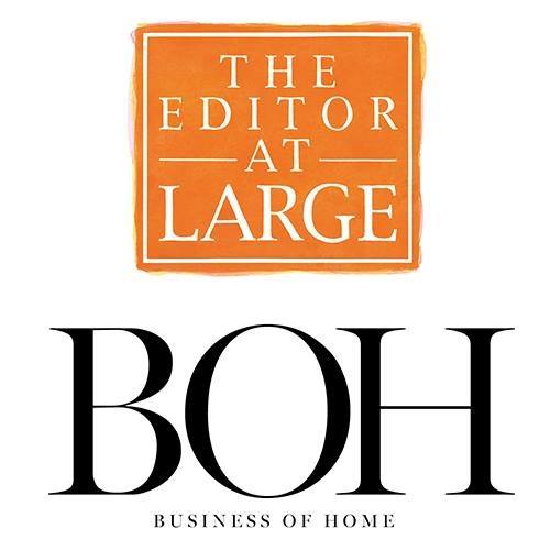 Editor at Large | Business of Home April 2018