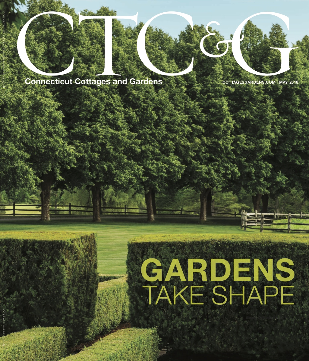 Connecticut Cottages & Gardens May 2018