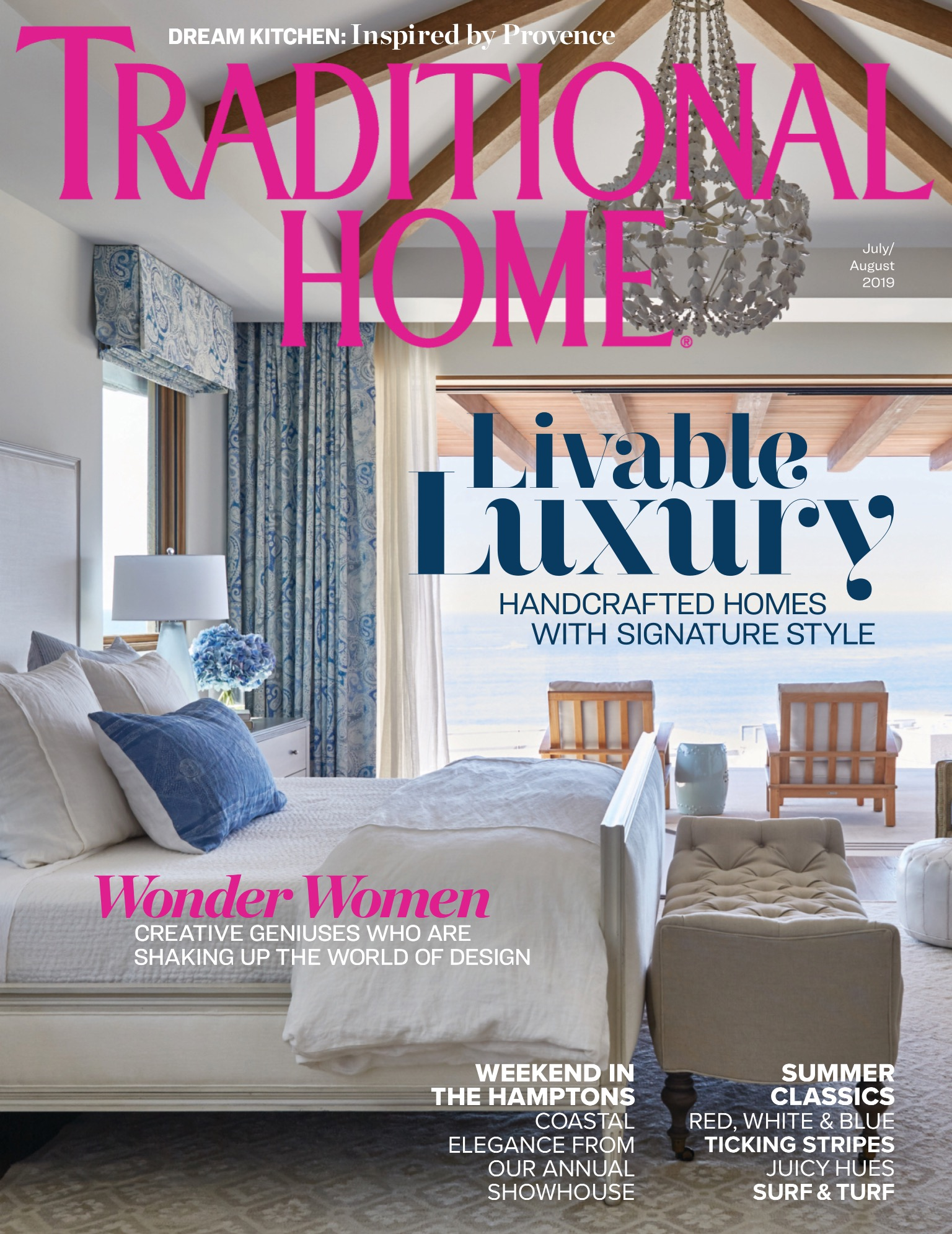 Traditional Home July/August 2019