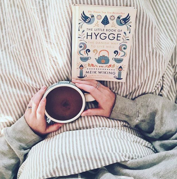 """- """"We don't hygge to be content, we find contentment in hygge. Hygge is about pleasure, presence and participation. It's the understanding that if we are to wholeheartedly participate in life, we are entitled to small islands of calm.""""― Louisa Thomsen Brits, The Book of Hygge: The Danish Art of Living Well"""
